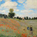 Wild Poppies Near Argenteuil