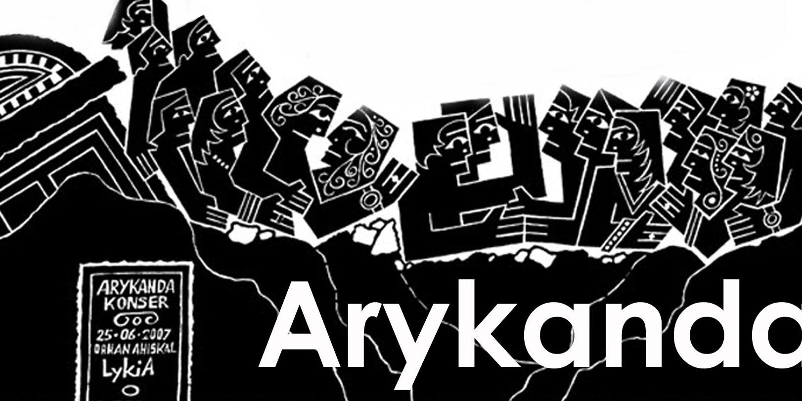 Arykanda cover